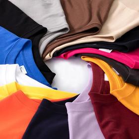【99三件】大牌工厂50次机洗不变形纯棉T恤