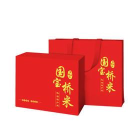 国宝桥米孙桥镇泉水礼盒3KG/盒