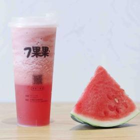 【冰沙】西瓜茶