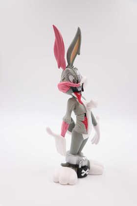 限量雕塑《兔子》Pat Lee 高33cm