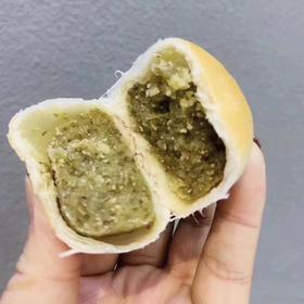 绿豆饼 | 绿豆馅,美味可口