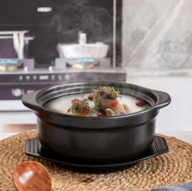 【汤锅】砂锅明火耐高温煲汤炖锅麻辣烫米线土豆粉陶瓷砂锅煮粥小沙锅