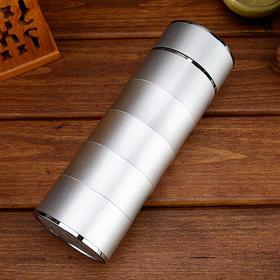 节节高升银杯*s999纯银足银内胆保健杯