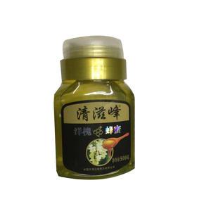 清滋蜂国标洋槐蜂蜜500g(双层盖)