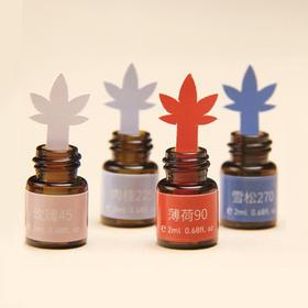节气盒子24节气精油香氛,撷8种节气花草,一年好时节