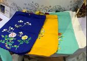 """""""祥瑞""""帆布包(5种不同图案和颜色)"""