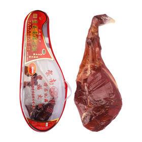 宣福火腿3000g礼盒装云南宣威特产美食腌制腊肉腊味年货送礼