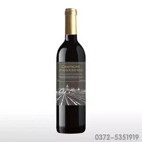 法国乡野干红葡萄酒12.5度750ML-961262