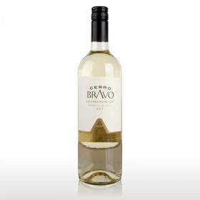 智利布拉沃山丘长相思干白葡萄酒12.5度750ML-961254