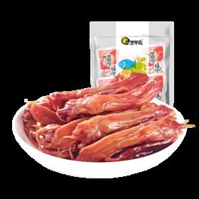 【门店同款】【新品特惠】温州酱鸭舌80g/袋