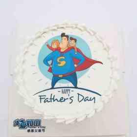 爸爸是超人