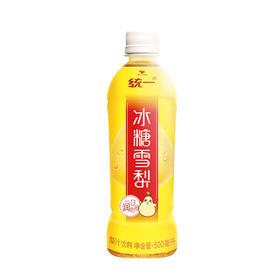 统一 冰糖雪梨(梨汁饮料) 500ml-961364