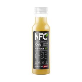 农夫山泉 NFC果汁饮料 100%NFC新疆苹果汁300ml-961336