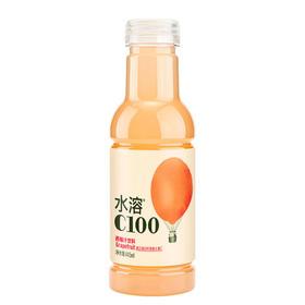 农夫山泉 水溶C100西柚味 复合果汁饮料445ml-961338