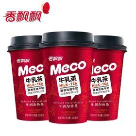 香飘飘meco牛乳茶 300ml*6杯
