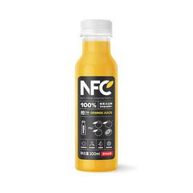 农夫山泉 NFC果汁饮料 100%NFC橙汁300ml-961334