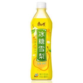 康师傅冰糖雪梨500ml果汁果味饮料-961357