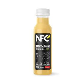 农夫山泉 NFC果汁饮料 100%NFC苹果香蕉汁300ml-961333