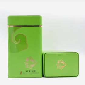 古阳河 云心绿茶