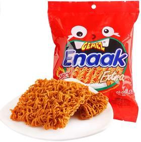 印尼进口Gemez辣味小鸡干脆面 28g*3包/袋*4袋
