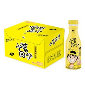 统一 小茗同学 冷泡茶 青柠红茶 480ml-961359