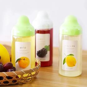 爱上喝水的秘密丨日本杉养蜂园果汁蜂蜜柚子味/葡萄味多种口味500g