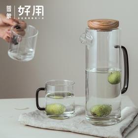 几致 玻璃冷水壶套装
