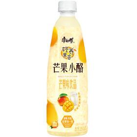 康师傅果汁芒果小酪500ml果汁果味饮料轻养果荟-961403