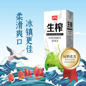 盼盼饮料椰汁 椰子汁生榨 国潮早餐 椰奶250ml-961411