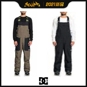 DC 2021新品预售 BRIGADE BIB 男款 背带裤