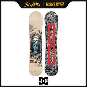 DC 2021新品预售 Space Echo 男款 滑雪板