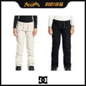 DC 2021新品预售 VIVA PANT 女款 滑雪裤