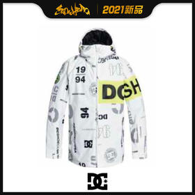 DC 2021新品预售 PROPAGANDA JACKET 男款 滑雪服