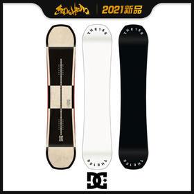 DC 2021新品预售 The 156 男款 滑雪板