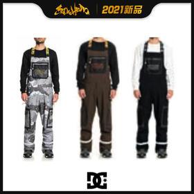 DC 2021新品预售 REVIVAL BIB  男款 背带裤