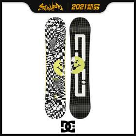 DC 2021新品预售 PBJ 中性款 滑雪板