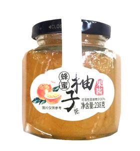 阳光伟业蜂蜜柚子茶238g