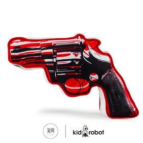 现货 Kidrobot Warhol Revolver 安迪沃霍尔系列 毛绒