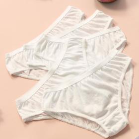 5条装一次性内裤产妇坐月子纯棉孕产妇产后用品免洗旅行内裤女