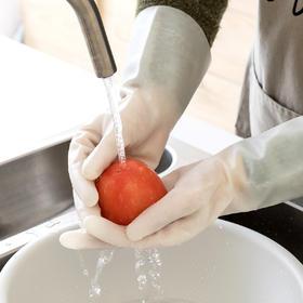 家用防水加厚丁腈橡胶家务清洁洗衣服手套厨房洗碗手套家务手套