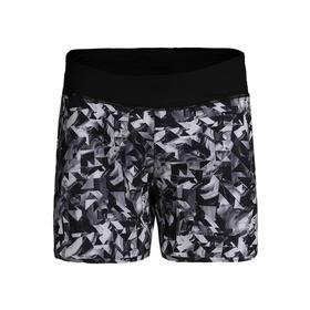 【特价】Asics亚瑟士女款运动印花短裤