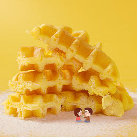 姚太太华夫饼300g*1早餐糕点零食