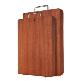 【菜板】*乌檀木实木砧板 天然整木切菜板 实木家用擀面板