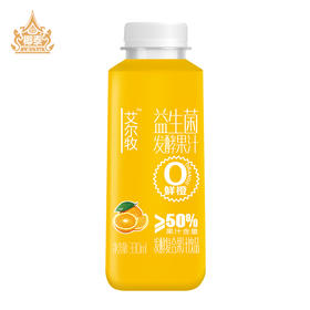 椰泰(YETAI) 艾尔牧益生菌发酵复合果汁饮料鲜橙汁330ml -961440