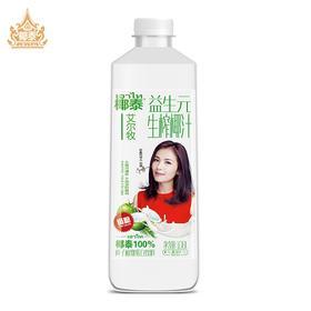 椰泰 艾尔牧低糖椰汁 益生元生榨椰子汁 椰子植物蛋白饮料1.08L-961439