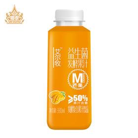 椰泰(YETAI) 艾尔牧益生菌发酵复合果汁饮料 芒果汁330ml-961441