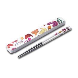 微晶钛筷 便携装