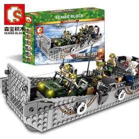 【军事系列】美军LCM3型登陆艇