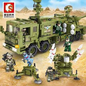 【军事系列】陆盾防空反导系统