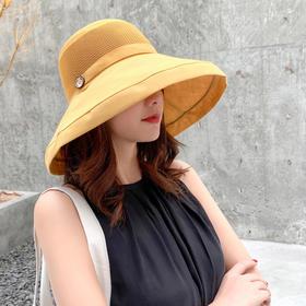 YWYL-A602新款防晒防紫外线chic太阳帽TZF